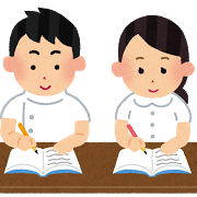 イラスト_学習会_看護士