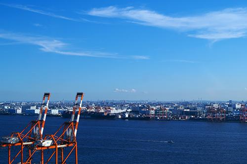 イメージ_東京港
