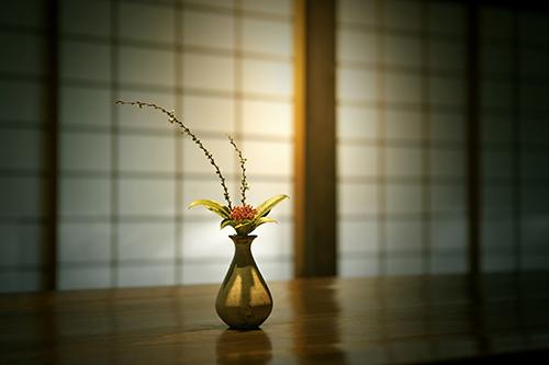 イメージ_生け花