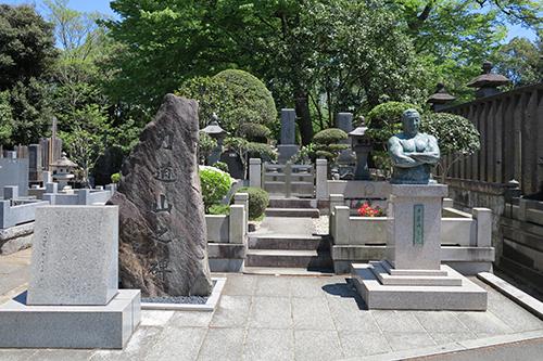イメージ_力道山の墓