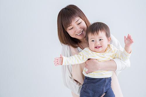 イメージ_母と子