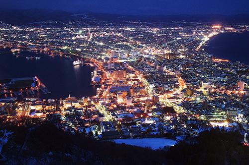 イメージ_函館の夜景