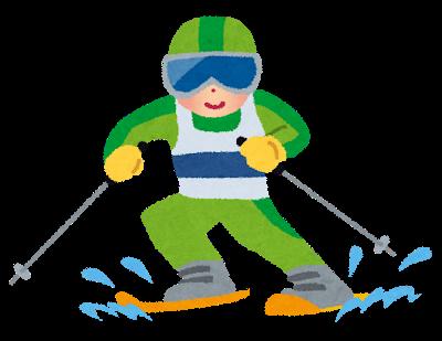第13回  人工芝スキー  小・中学生タイムトライアル