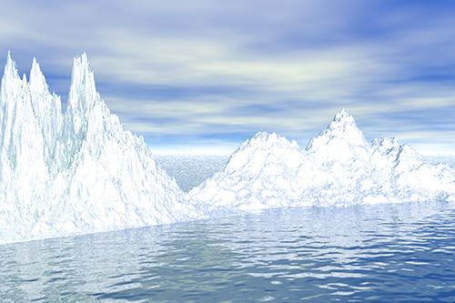 イメージ_南極