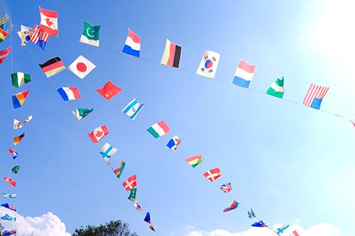 イメージ_万国旗