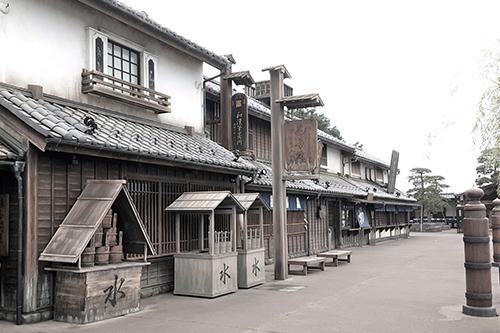 イメージ_江戸の街並み