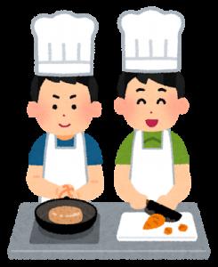 幸袋交流センター 男性料理教室(2021年5月) @ 幸袋交流センター | 飯塚市 | 福岡県 | 日本
