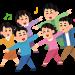 イラスト_ダンス